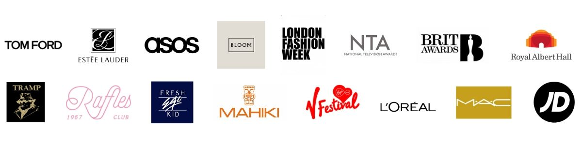 Featured Clients for London DJ Hire